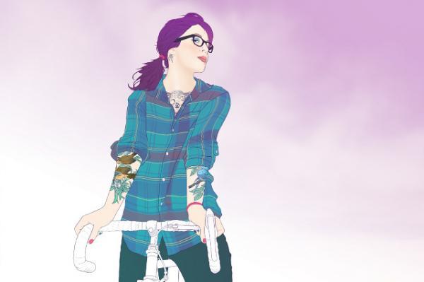ilustraciones tatuadas