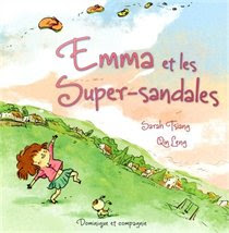 Emma et les super sandales