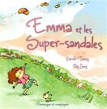 Emma et les super sandales