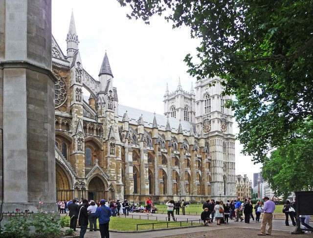 Westminster Abbey (north entrance) - London 2012, UK | Travel London Guide