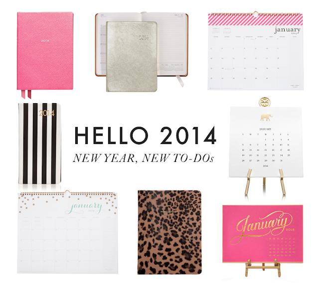 2014 calendars agendas planners