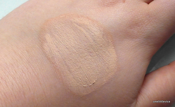 natural beauty product concealer review