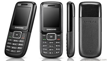 Samsung E1210 flash files