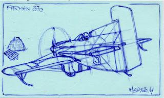 Coupe Deutsch de la Meurthe de 1933 Farman370v2