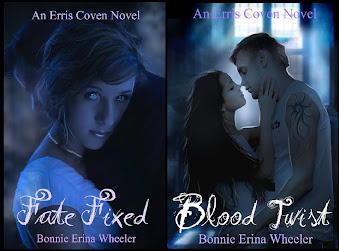 The Erris Coven Series