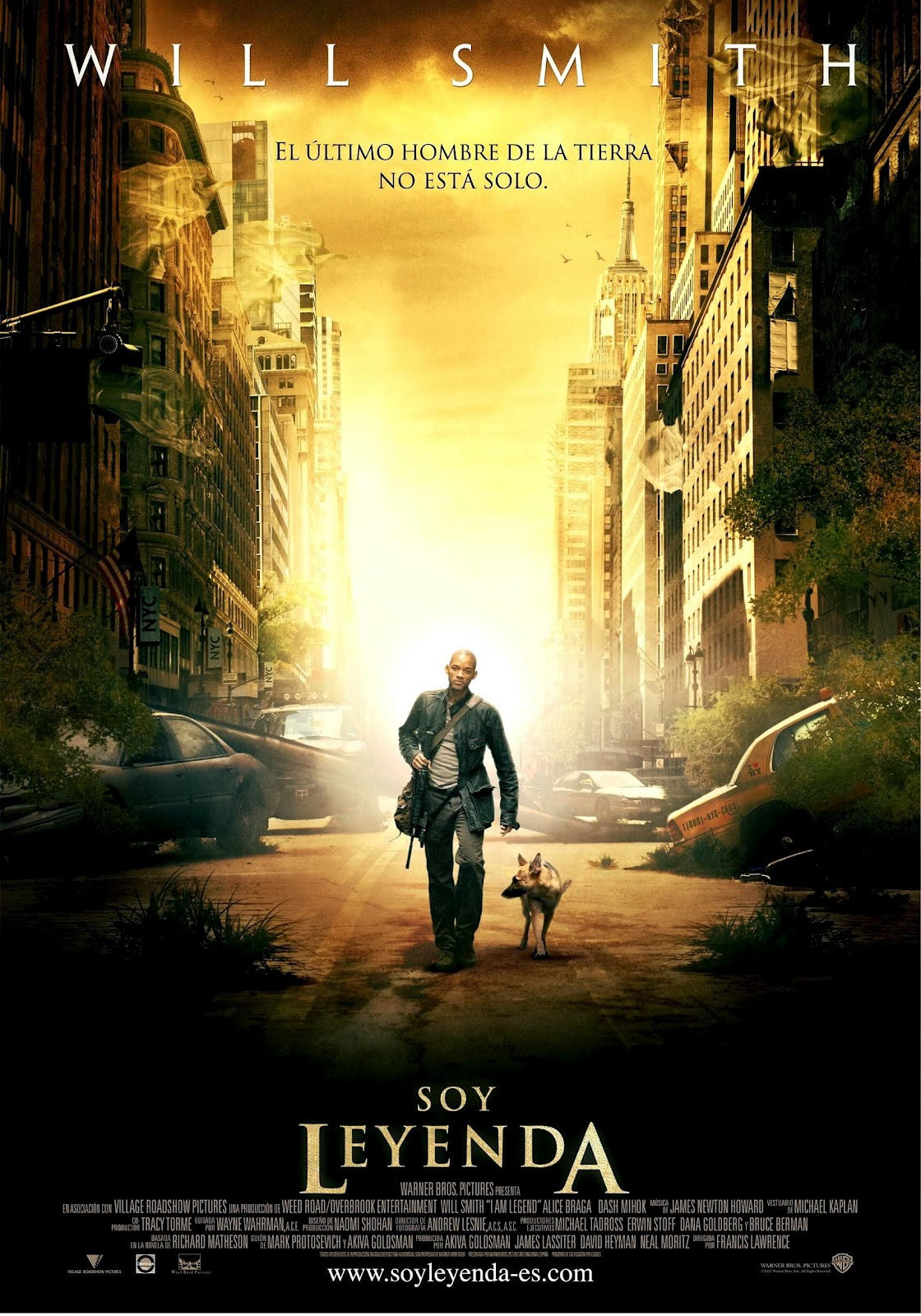 Soy leyenda (2007)