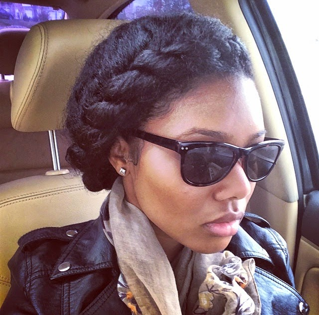 Easy natural protective hairstyles
