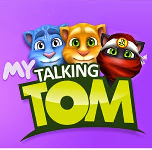 Game My Talking Tom Cat Mod Apk+Data Full Version