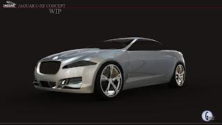 Jaguar XJS is one type of car models extraordinary