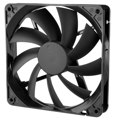 Corsair Hydro Series™ H110 280mm High Performance Liquid CPU Cooler Review screenshot 3