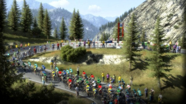 Pro Cycling Manager 2014 PC Games Gameplay