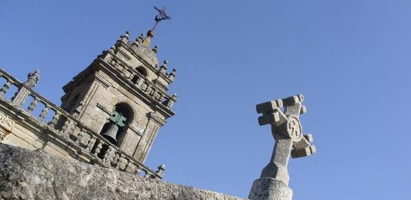 Igrexa barroca Moreiras