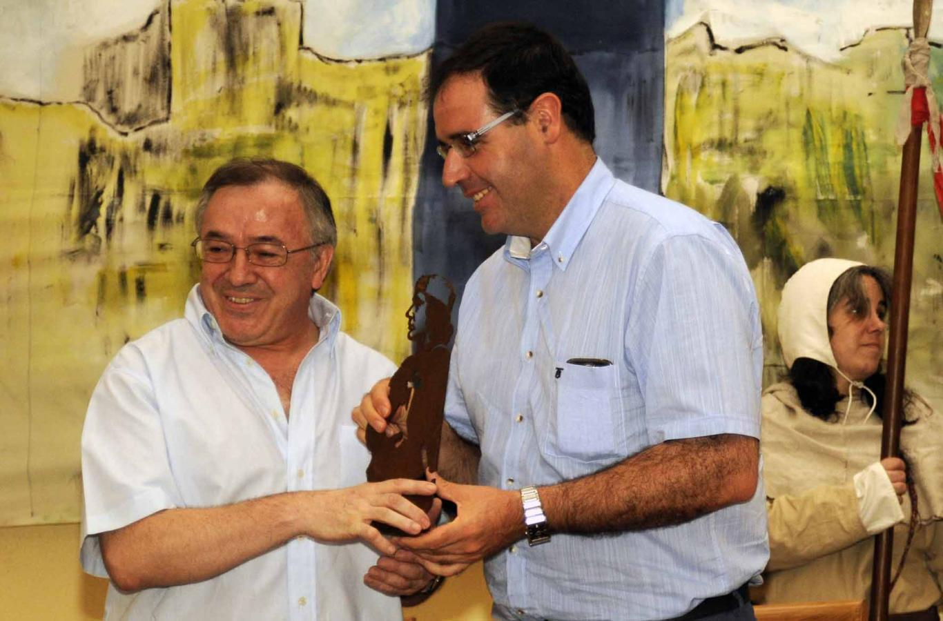 Premio Alvaro de Luna 2015