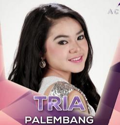 Tria Palembang Da2 Finalis 15 besar