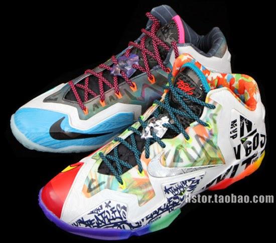 ... Nike LeBron 11 Premium .