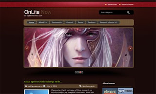 OnliteNow WordPress Theme