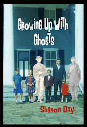 "My Book ""Growing Up With Ghosts"""