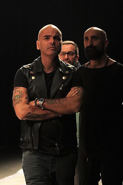 Pierfrancesco Gigliotti, Maurizio Modica, Frankie Morello