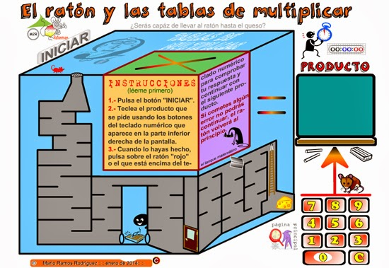 http://www.gobiernodecanarias.org/educacion/3/WEBC/eltanque/elratonylastablas/elratonylastablas_p.html