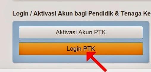 Langkah Cara Pengisian Berkas PKG Di Login PTK Padamu
