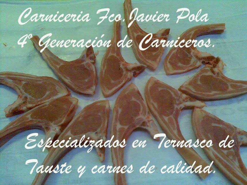 Carniceria  Javier Pola Jiménez (CHIRRICLAN).