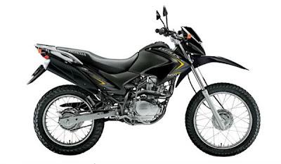 Modelos motos Honda 2014