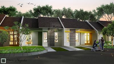 Perumahan Darmawangsa Residence Bekasi