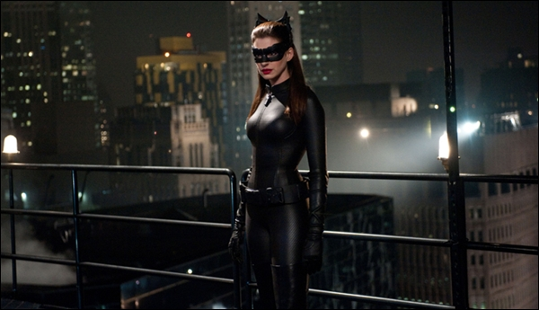 Selina Kyle The Dark Knight Rises
