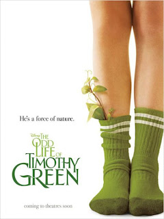 Watch Movie The Odd Life of Timothy Green Streaming (2012)