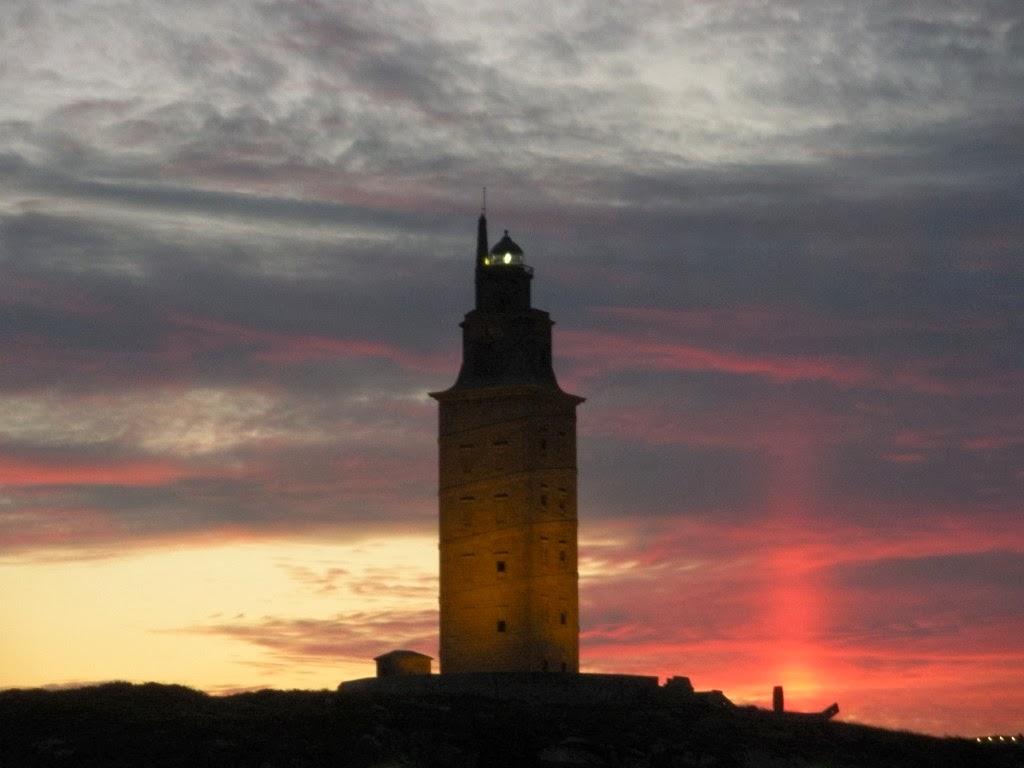 El topónimo La Coruña.