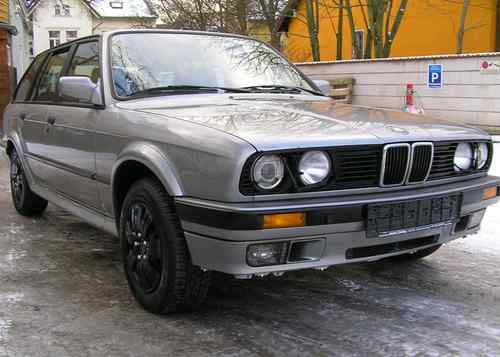 in The us 1988 Bmw 325ix