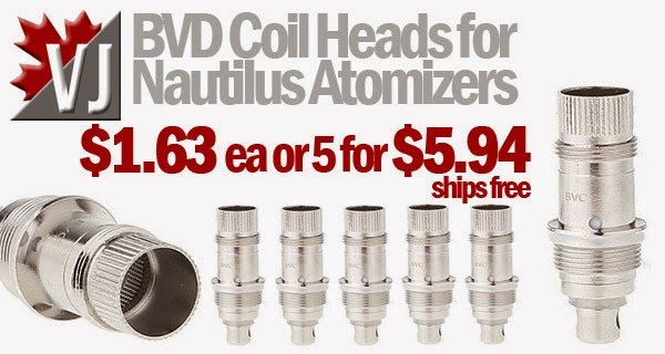 BVD (Bottom Vertical Dual) Coil Heads for Nautilus
