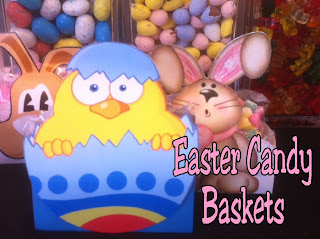 Printable Easter Candy Basket by Kims Kandy Kreations
