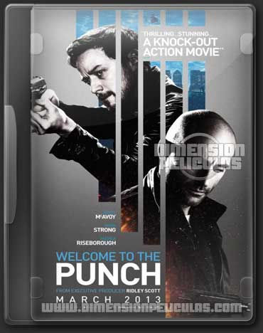 Welcome To The Punch (BRRip HD Inglés Subtitulada) (2013)