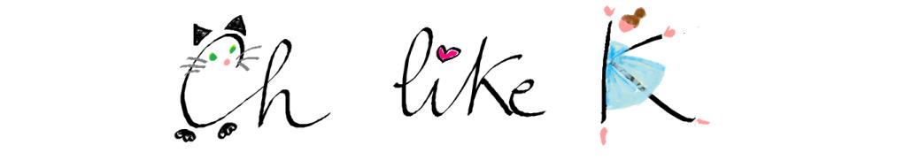 Ch like K
