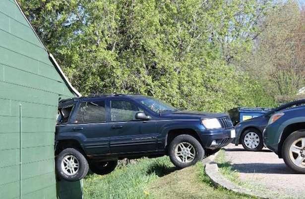 salah parkir yang berakibat buruk