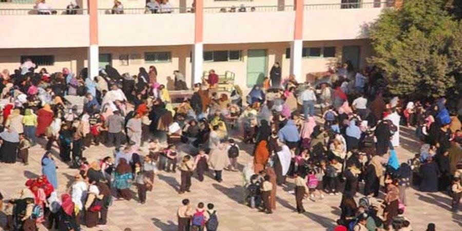 خبر :   زيادة مصروفات المدارس التجريبية 3 أضعاف والحكومية 10%