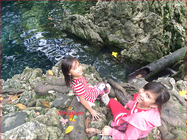 telaga cantik di toraja,berenang di Telaga Tilanga toraja sulsel