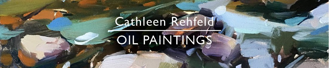 cathleen rehfeld • Daily Painting