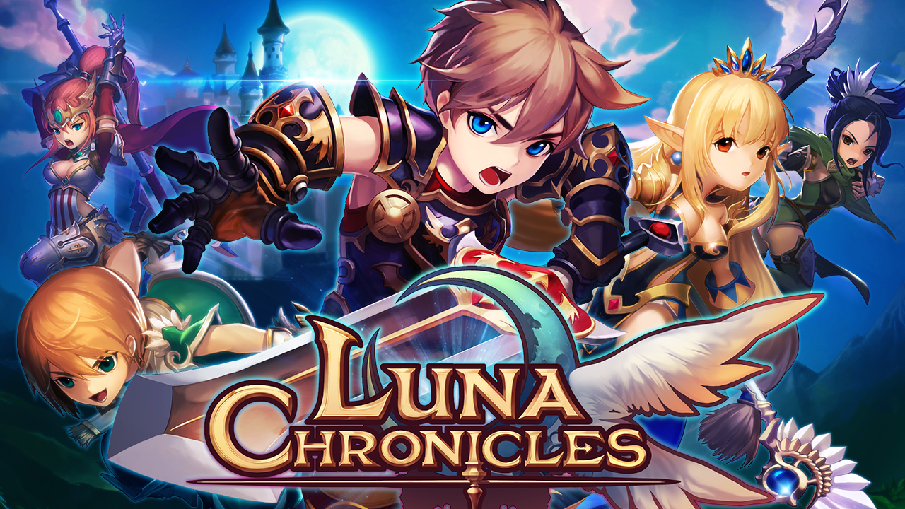Luna Chronicles Gameplay IOS / Android