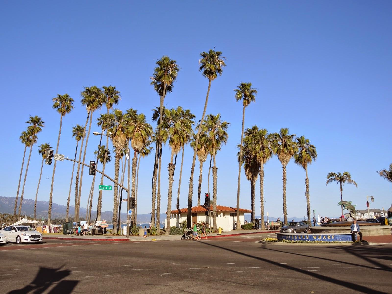 2014 Spring break 美國西岸自駕行程: Santa Barbara 聖塔芭芭拉