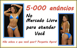 ESTAMOS NO MERCADO LIVRE COM 5.000 ANÚNCIOS