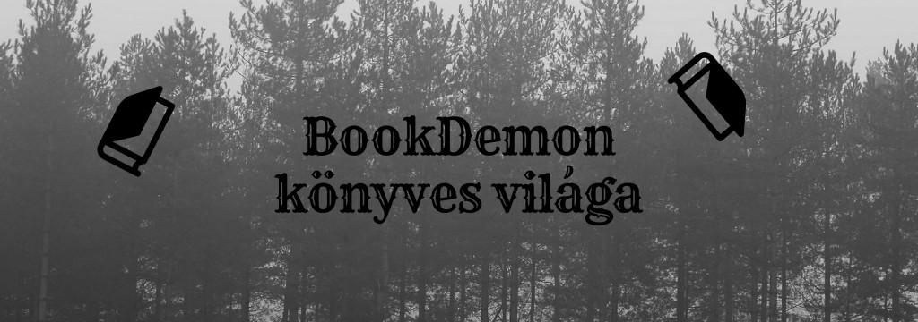 BookDemon könyves világa
