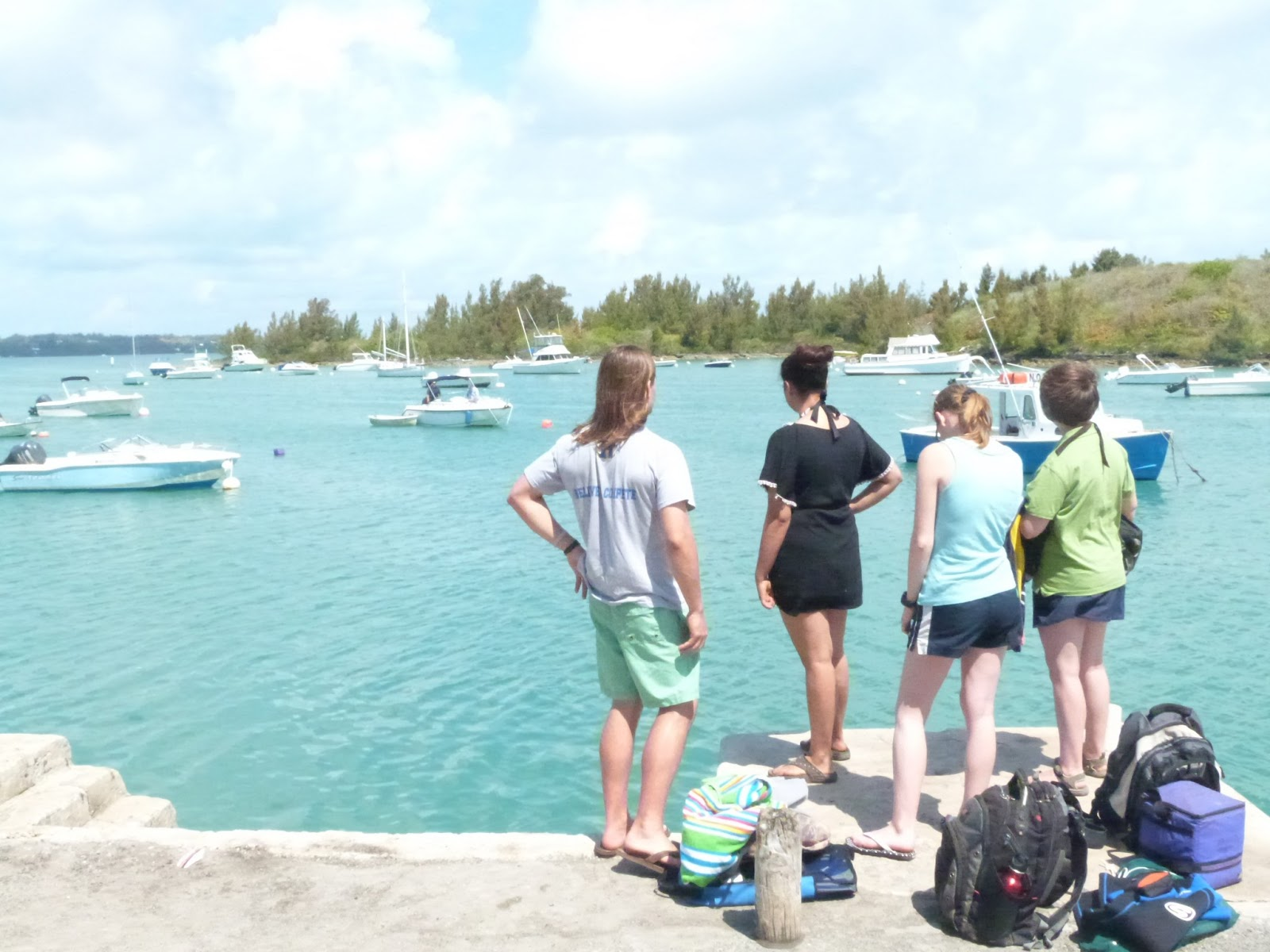 Smiths Island Archaeology Project Bermuda 2012 2017 Wide Open Spaces