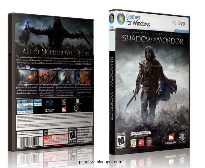 Download Middle-earth: Shadow of Mordor PC Game