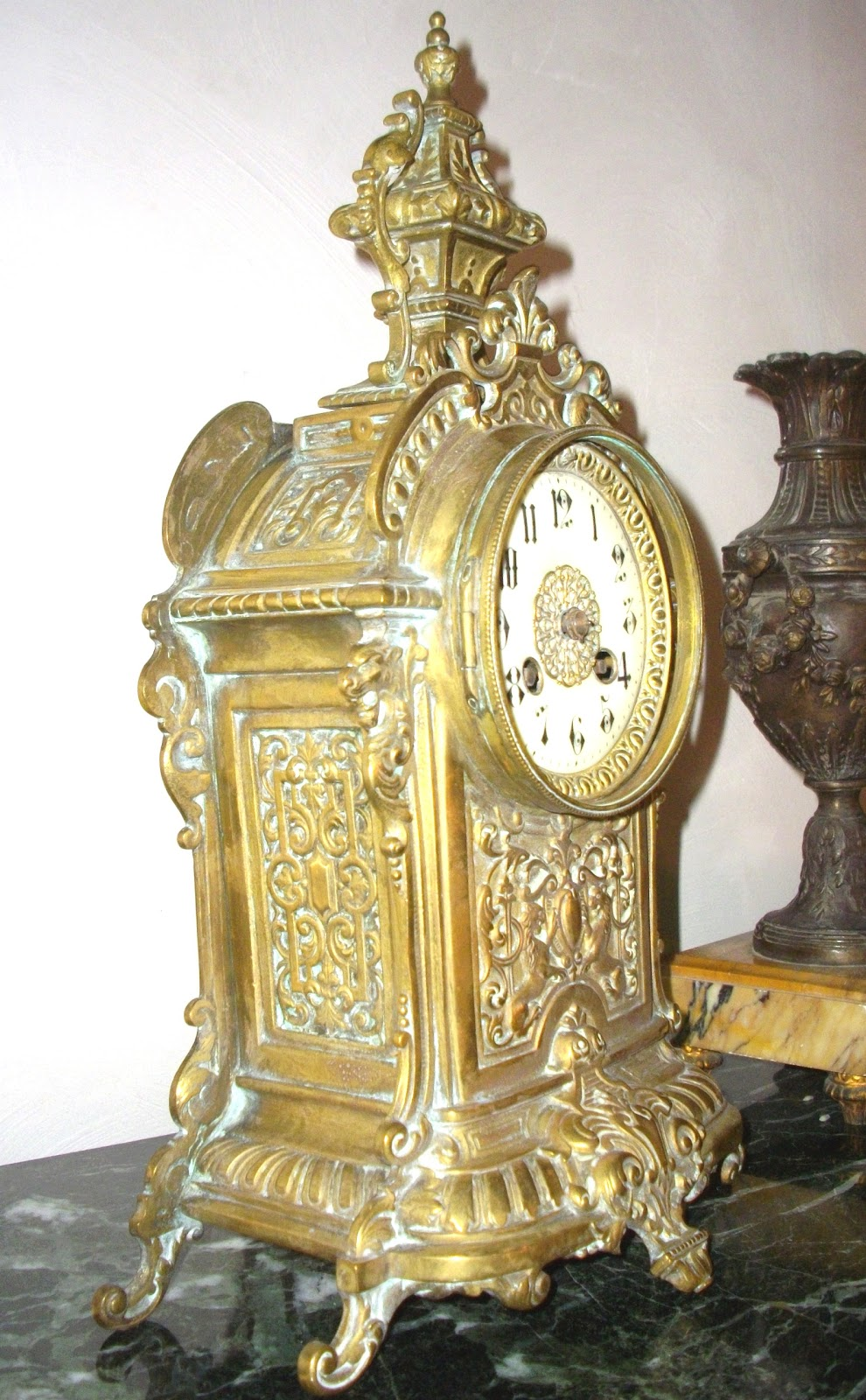 Nettoyer le bronze ancien for Nettoyer meuble ancien