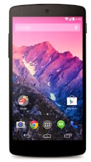 Update Android 4.4.3 mulai digulirkan untuk Nexus 5