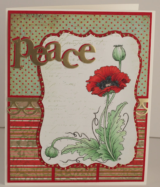 pattern play, justinklined poppy corner