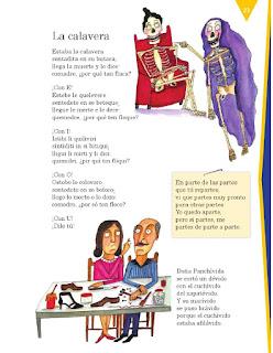 Apoyo Primaria Español 3er grado Bloque 1 lección 2 Práctica social del lenguaje 2, Contar y escribir chistes para publicarlos