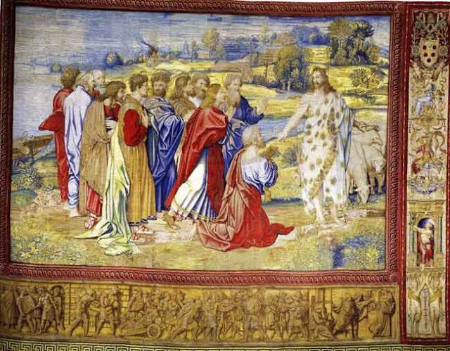 gobelin tapestries essay